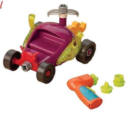 B. Toys by Battat - Build-A-Ma-Jig Roadster