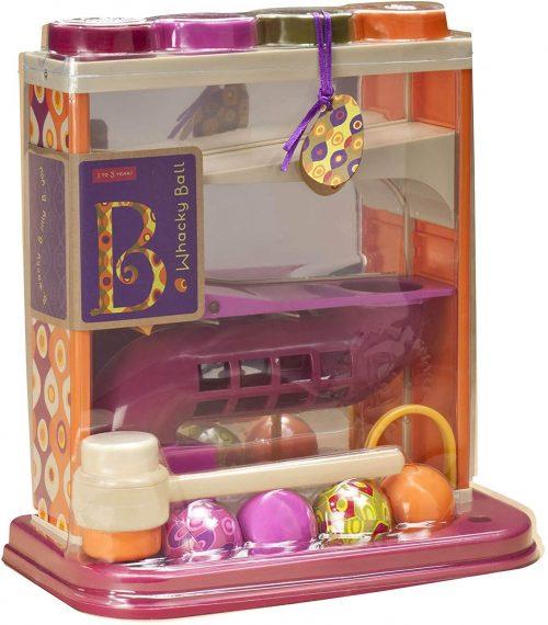 B. Toys by Battat - Whacky Ball Pound a Ball toy