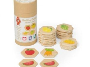 Learning Can Be Fun - Healthy Eating Memory Game