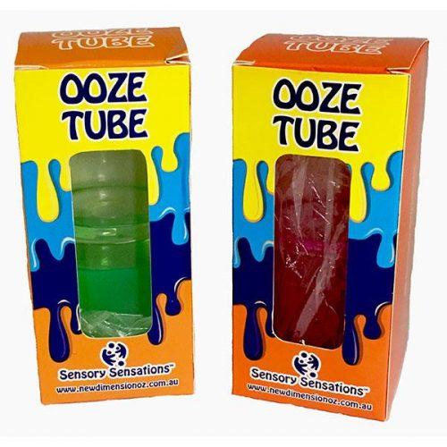 Sensory Sensations - Ooze Tube Medium 12cm