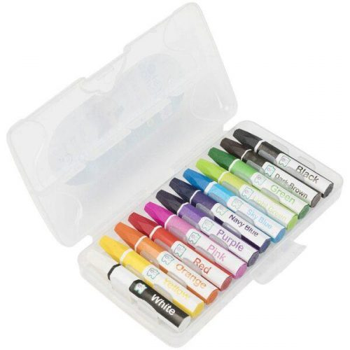 First Creations -  Easi Grip Crayons - Pack of 12