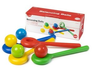 Learning Can Be Fun - Balancing Balls Set of 4