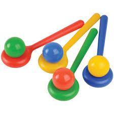 Learning Can Be Fun - Balancing Balls Set of 4