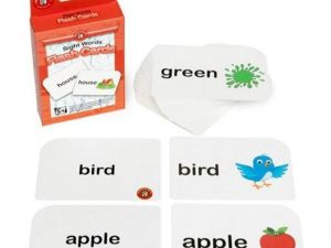 Learning Can Be Fun - Sight Words Flash Cards