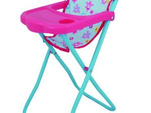 Dolls World by Peterkin - Doll High Chair