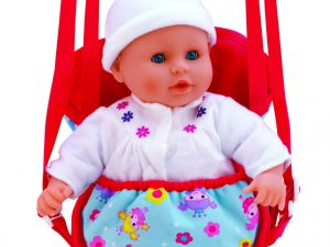 Dolls World by Peterkin - Deluxe Baby Doll Carrier