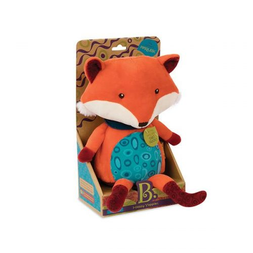 B.toys by Battat - Pipsqueak the Talk Back Fox