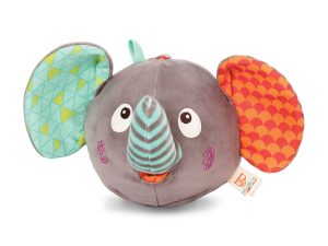 Funky Fabric Elephant Ball