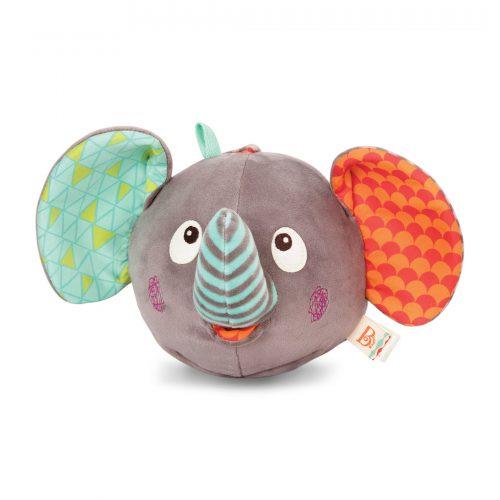Funky Fabric Elephant Ball