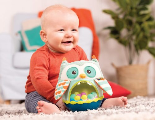 B. toys Roly Poly Owl