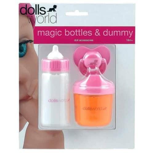 Magic Bottle & Dummy