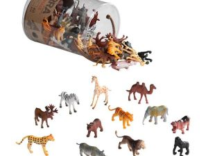 Battat Terratube Animal Figurines - Wild Animals