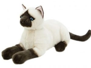 Nana's Weighted Toys - Amelia the 1kg Cat
