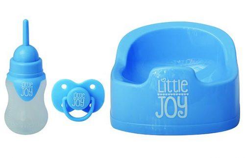 Dolls World by Peterkin - Little Joy Fully Interactive 46cm Doll  [Blue]