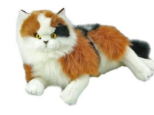 Nana's Weighted Toys - Calico the 1kg Pussy Cat