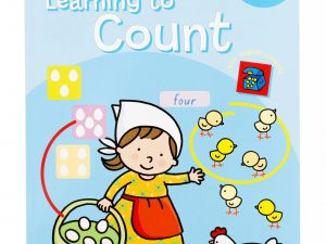 Play and Learn - Learning to Count Book 1
