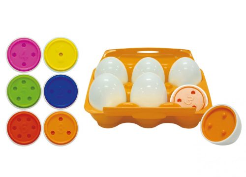 Play and Learn - Eggster Counting and Colour Eggs