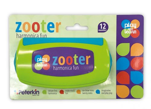 Play and Learn - Zooter Harmonica