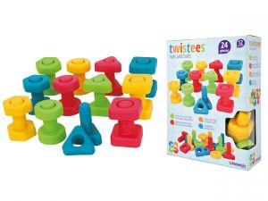 Play and Learn - Twistees Nuts and Bolts