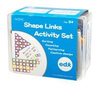 Ed Vantage - Shape Link Activity Set