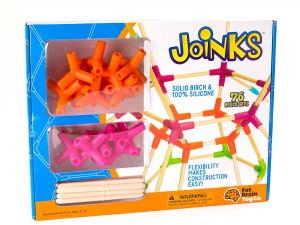 Fat Brain - Joinks  76 piece Construction Set