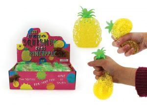 Stress Ball Pineapple - Pack of 3