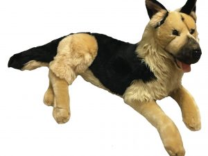 Nana's Weighted Toys - Caesar The 3.6kg German Shepherd