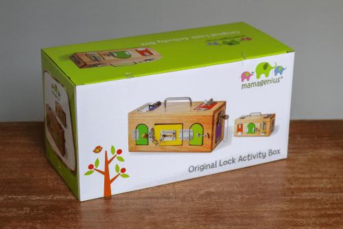 Mamagenius - The Original Lock Activity Box!!