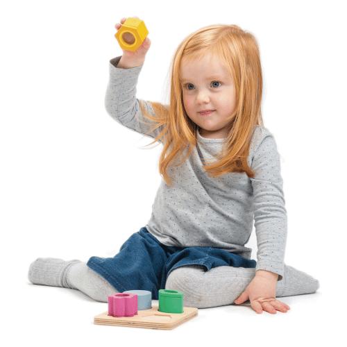 Tenderleaf Toys - Visual Sensory Tray