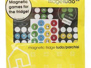 Fridge Magnet Ludo