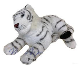 Nana's Weighted Toys - Ice the White Tiger 4kg