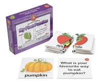 Learning Can Be Fun - Healthy Eating Puzzle