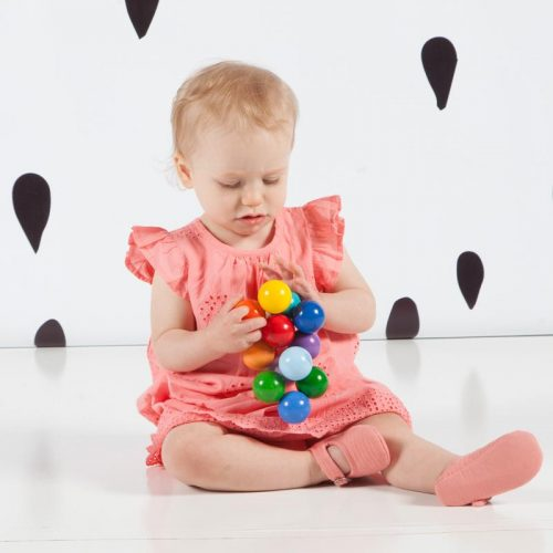 Manhattan Toys - Classic Wooden Beads
