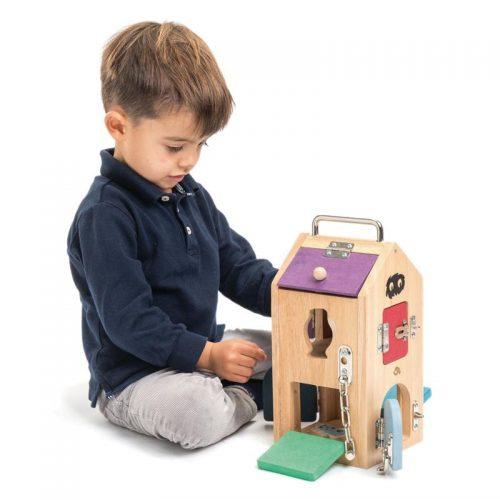 Tenderleaf Toys - Monster Lock Box