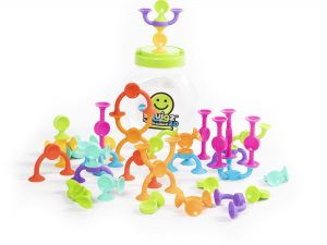 Fat Brain Toys - Squigz 2 36pc set