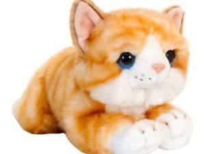 Nana's Weighted Toys - Harry the 700g Ginger Kitten