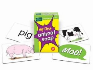 Green Boardgames - My 1st Animal - Snap Cards