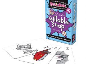Green Boardgames - Syllable Snap