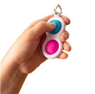Fat Brain Toys - Dimpl Keychain