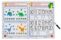 Ed-Vantage Wipe Clean Learning - Early Number Skills