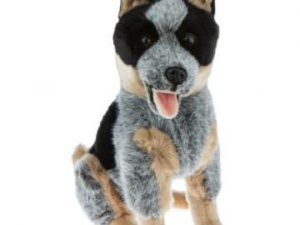 Nana's Weighted Toys - Ozzie the 1.8kg  Blue Heeler
