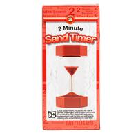 Learning Can Be Fun - Large 2 Minute Sand Timer