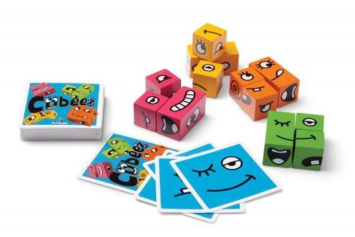 Blue Orange Games - Cubeez