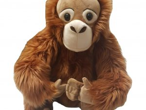 Nana's Weighted Toys - Basil the 2kg Orangutan