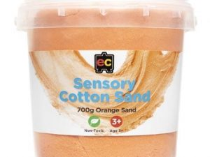 Ed-Vantage Sensory Cotton Sand - 700g Tub