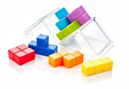 Smart Games - Cube Puzzler-GO