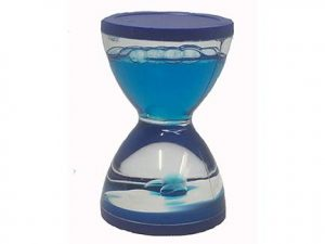 Sensory Sensations - Mini Hourglass Liquid Motion Timer