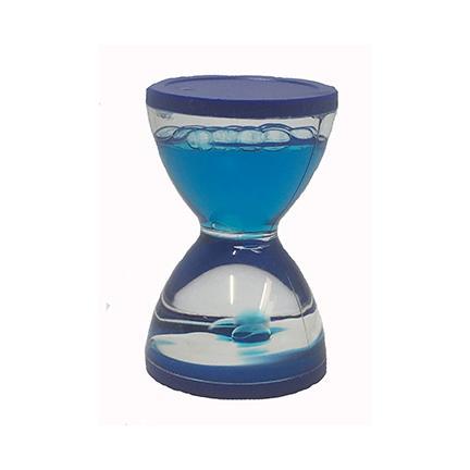 Sensory Sensations - Mini Hourglass Liquid Motion Timer