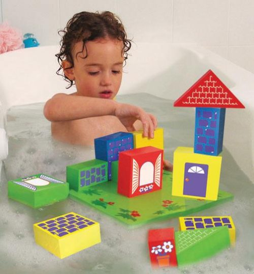 Edushape - Tub Fun - Floating Blocks