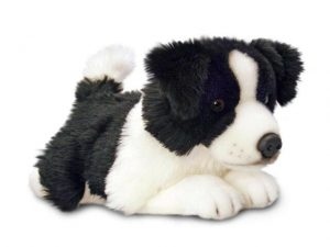 Nana's Weighted Toys - Gypsy the 3.5-4kg Collie